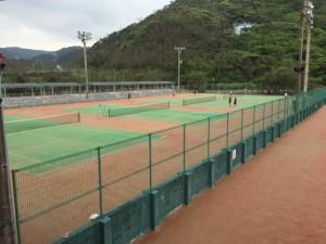 テニスコート _1597