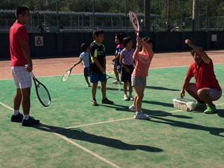 テニス教室 いいホーム