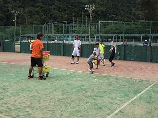 2016市民スポーツフェスタ テニス教室(ストローク編)IMG_5091
