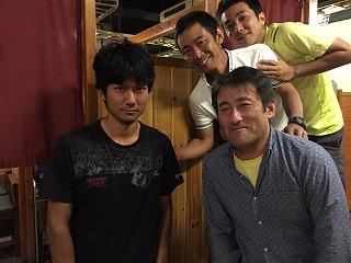 2016ダンロップ 男子優勝(横峯・小久保)