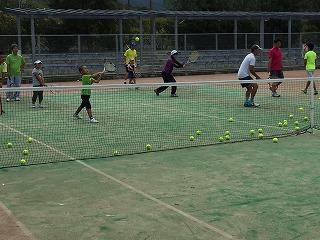 2016市民スポーツフェスタ テニス教室(ボレー編)IMG_5069