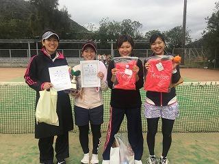 2017.3.5 第22回レディーステニス大会 優勝者 IMG_5986