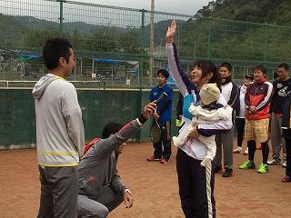秋季団体戦 選手宣誓