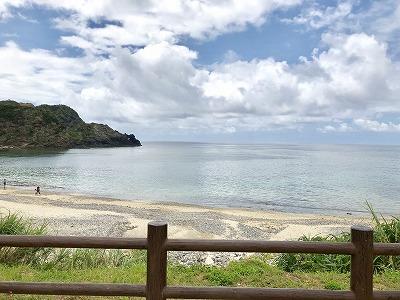 宇検村 船越海岸