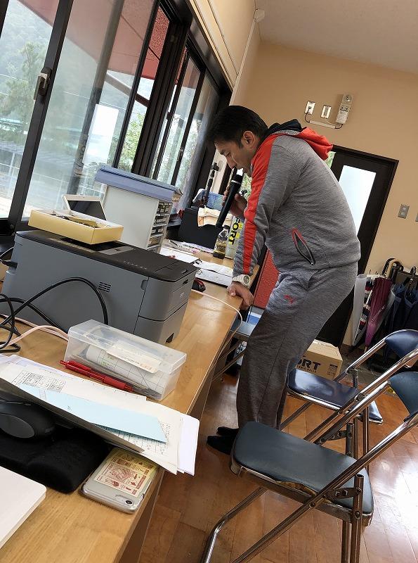 2019.1.20 奄美市長杯 運営ありがとう
