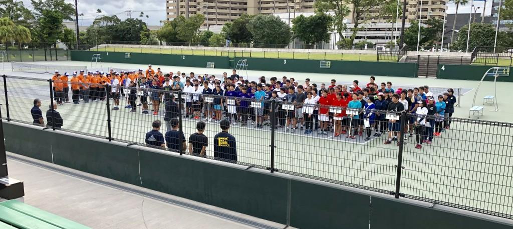 第73回県民体育大会 開会式