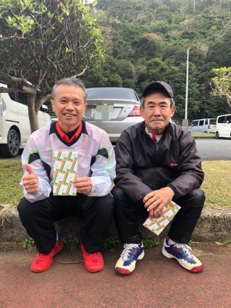 2020.1.29  第14回奄美市長杯 男子B級優勝(新)