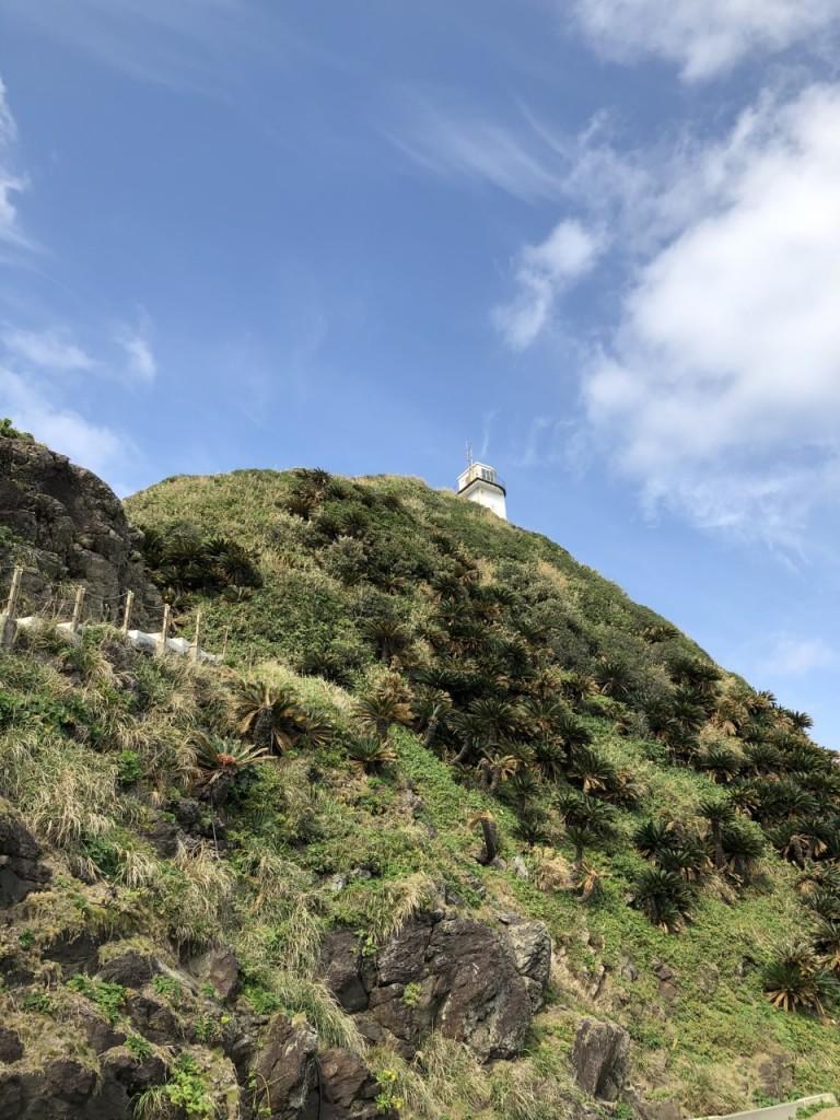 2020.1.22  笠利崎の灯台