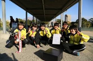 県中学新人戦14-1