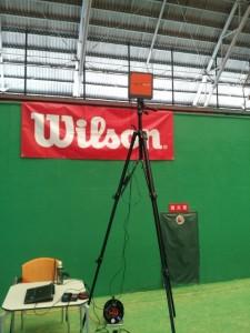 ウイルソン14AW-TrackMan