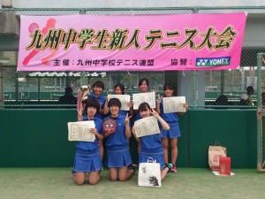 九州中学生新人大会14-1