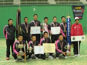 全国選抜高校14柳川表彰式