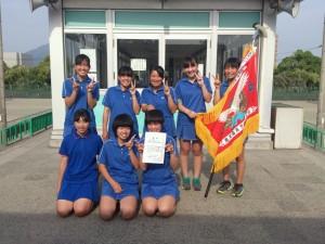 県中学14団体A