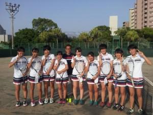 14福永二朗さん&西紫原中