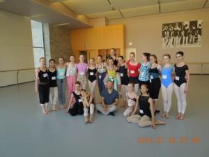 カナダ国立バレエ学校-全員2