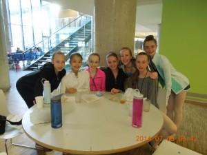 カナダ国立バレエ学校-全員1