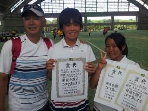 九州中学総体14スミカナ
