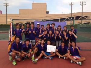 九州王座14-男女