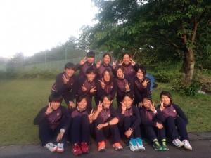 インハイ予選15団体女子