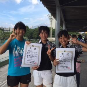 九州中学15サチみゆリコ