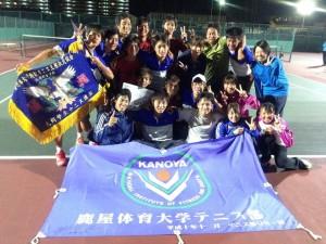 九州王座15-優勝