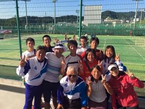 わかやま国体15-チーム鹿児島