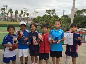 県選手権15-2