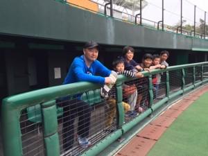 okinawa16-巨人ベンチ
