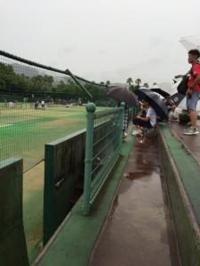 16九州ジュニア‐雨