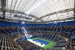16 US open-centercourts