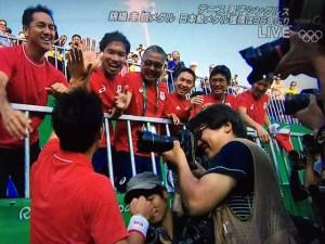 16リオ五輪-チーム日本2