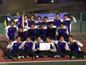 16九州学生L-男子優勝