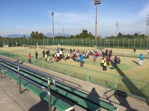 16大分トレセン-県テニス教室