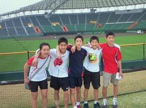 17 九州学生新進‐懐かしい写真