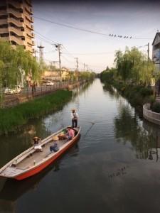 17 柳川遠征MAY-川下り