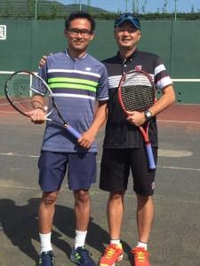 17 テニスの日-梅田C