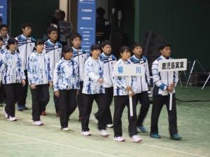 18 全国センバツ-開会式2