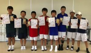 18 九州小学ー表彰式
