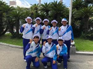 18 福井国体ー結団式1