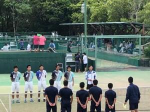 19 九州高校総体ー舞鶴戦