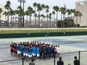 19 県高校新人戦ー閉会式