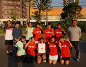 20 県高校新人戦‐女子