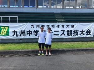 21-九州中学総体-西中男子