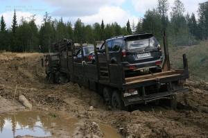 シベリア道路