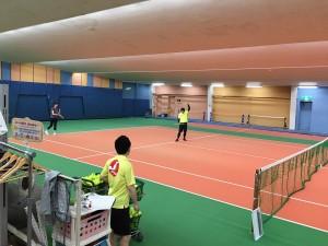 お楽しみテニス