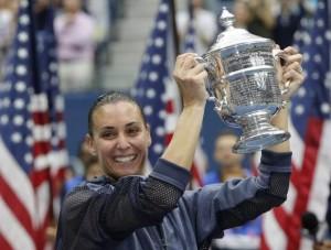 テニス=ペンネッタが全米OP優勝、現役引退を表明