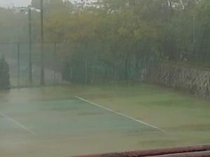 9月28日雨2