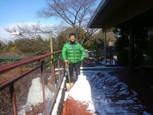 雪テラス2