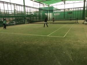 親睦テニス大会③