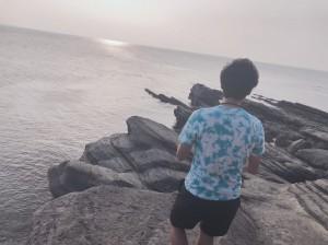 ブログ 海1